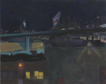 Bridge Night Lights - Violet Baxter