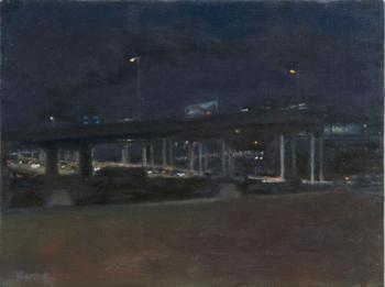Bridge Nocturne - Violet Baxter