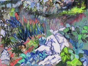 Stone Garden - Sally Brody