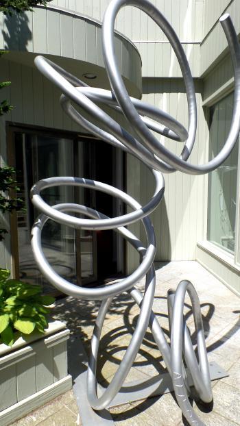 Steel Sculptures