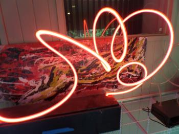 Neon Sculptures