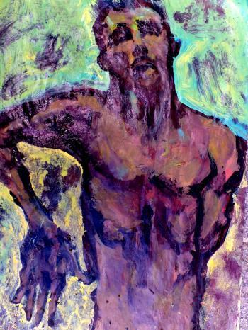 Mike - Paintings 2017