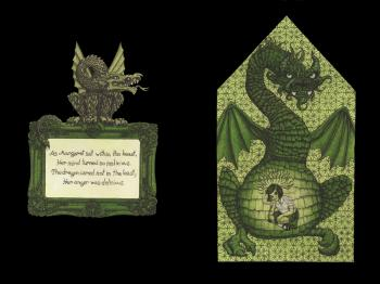 Margaret and the Dragon - Click to view