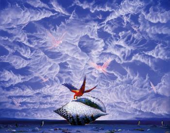 Dream Of The Tropical Shell - Alexander Zakharov
