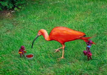 Egocetric Little Bird - Alexander Zakharov