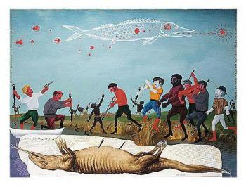 Flying Pike - Alexander Zakharov