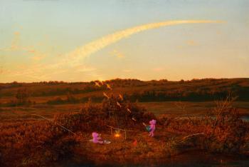 Flying Supper - Alexander Zakharov