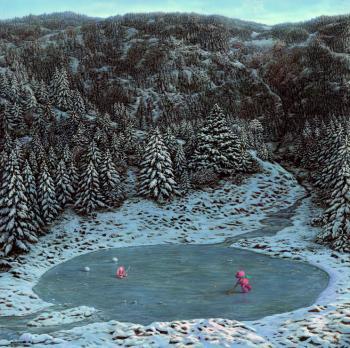 Hockey - Alexander Zakharov