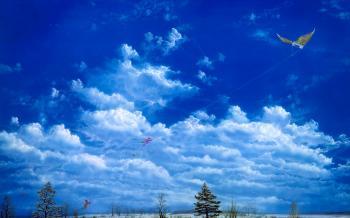 Kite Butterfly - Alexander Zakharov
