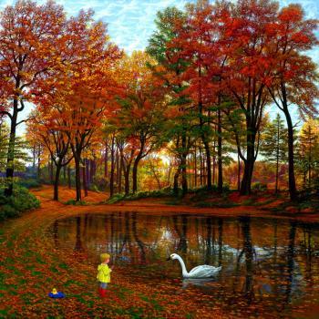 Pond - Alexander Zakharov