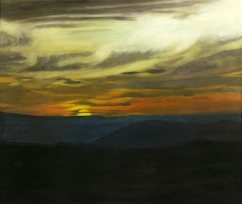Sunset - Kathy Mccaffrey