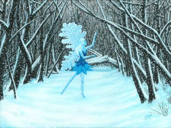 Winter Dance - Kathy Mccaffrey