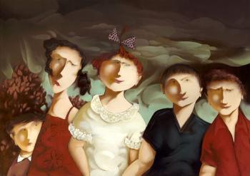 Children (Deti) - Olegi Osepaishvili