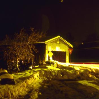 Winter Night - Armand Vanderstigchel
