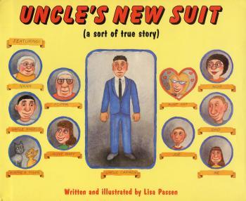 Uncle's New Suit - Lisa Passen