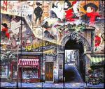 Toulouse Lautrec Screen
