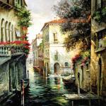 Shadows Of Venice I