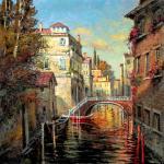 Shadows Of Venice II