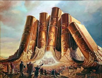 5 books of tora - Ruben Bore