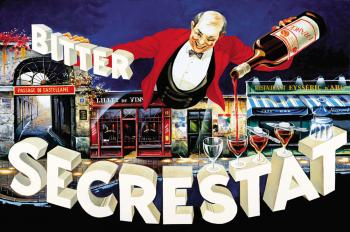 Bitter Secrestat - Ruben Bore
