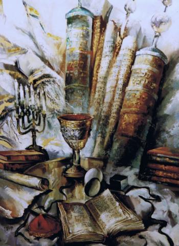 Passover - Ruben Bore