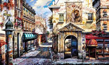 Le Primtis A Paris - Ruben Bore