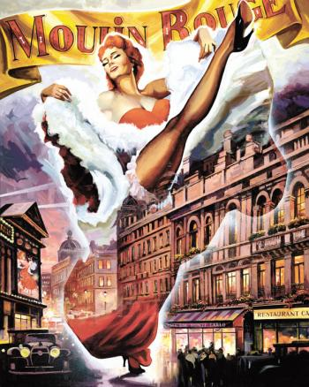 Moulin Rouge - Ruben Bore