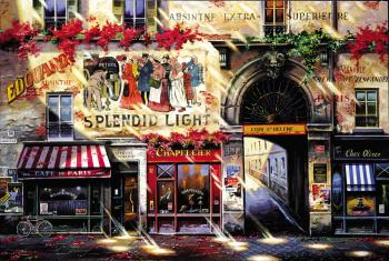 Splendid Light - Ruben Bore