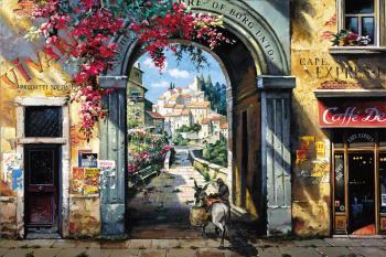 Tuscany - Ruben Bore