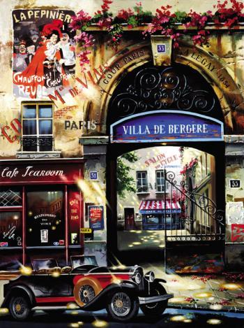 Villa De Bergere - Ruben Bore