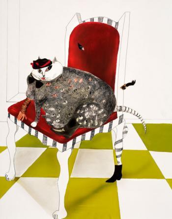 cats - Kathleen Izzo