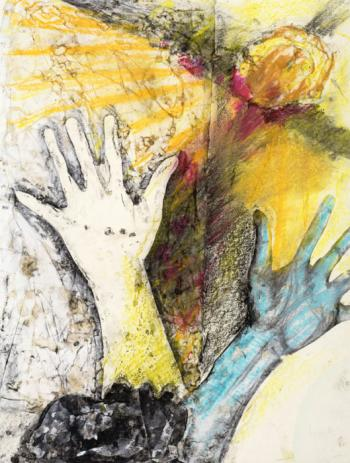 Holy Hands - Kathleen Izzo