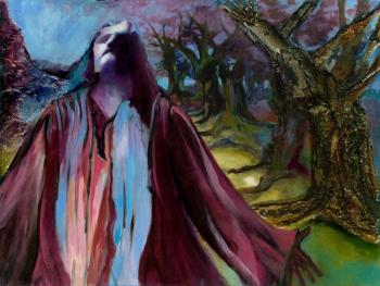 Gethsemane - Kathleen Izzo