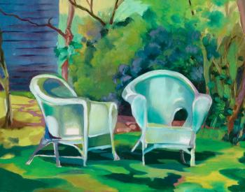 Talking Chairs - Kathleen Izzo
