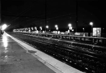 Train Station - Terry Amburgey